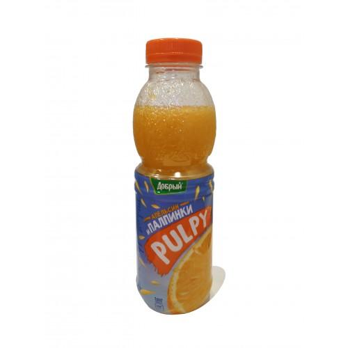Сок Палпи 0,45 л (апельсин)