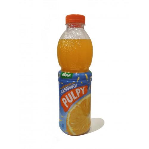 Сок Палпи 0,9 л. (апельсин)