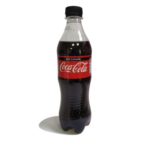 Coca Cola Zero 0,5л.
