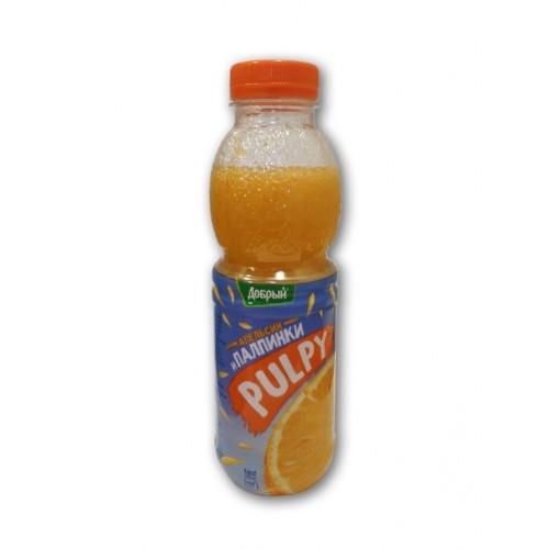 Сок Палпи 0,45 л апельсин