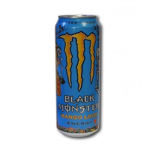Black Monster Mango 0,449л